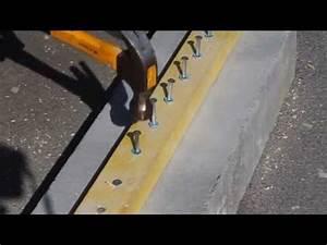 Cheville Mur Creux : turbo la cheville frapper nylon clou polyamide ~ Premium-room.com Idées de Décoration