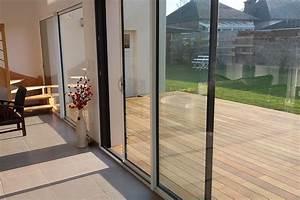 Modele De Terrasse Exterieur : terrasse en bois exotique ipe nature bois concept ~ Teatrodelosmanantiales.com Idées de Décoration