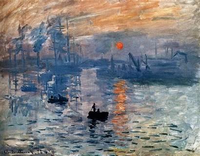 Painting Animated Artwork Moving Emma Monet Paintings
