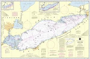Lake Erie Depth Chart Protecting The Great Lakes After A Coal Ship Hits Ground