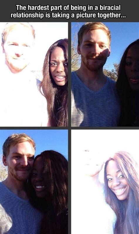 Interracial Dating Meme - interracial relationship problems damn lol