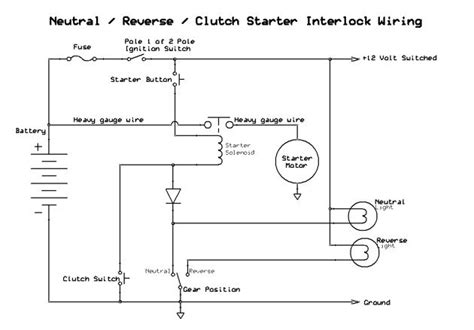 Neutral Wiring Diagram Atv by 2007 Kinroad Atv 200cc Hooking Up Neutral