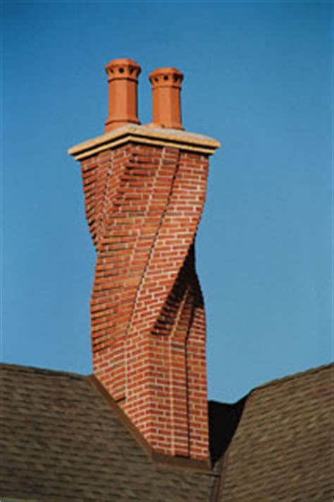 From middle english chymeney, chymney, chymne, from old french cheminee, from late latin camināta, from latin caminus, from ancient greek κάμῑνος (kámīnos, furnace). Chimney Repair