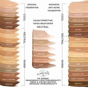 Makesense Foundation Cctm Color Chart Swakbeauty Com