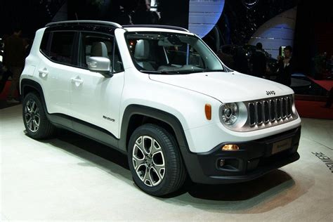 surprise  jeep renegade revealed motoring news