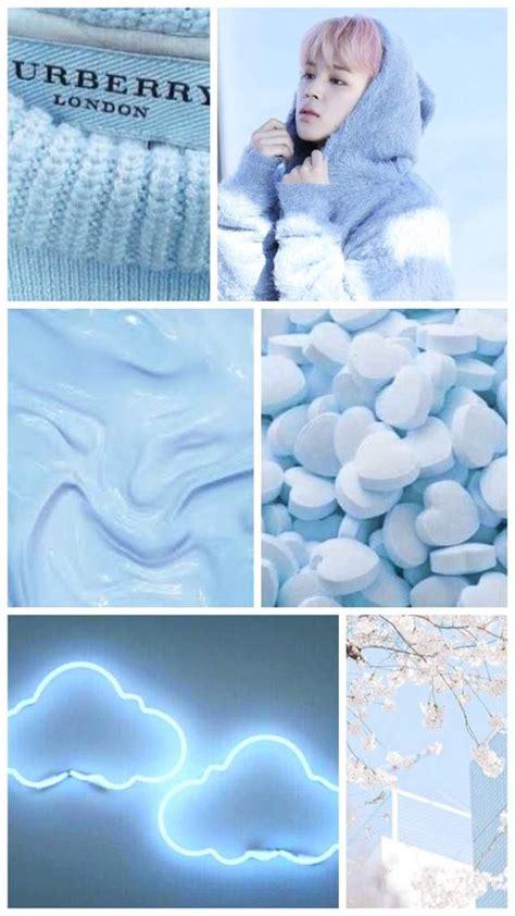 baby blue wallpaper aesthetic zendha
