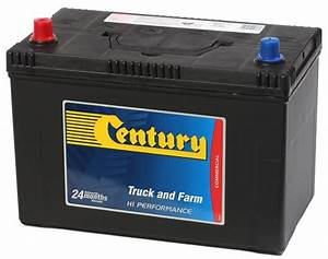 Woottons Auto Accessories 15 Plate Century Truck Battery