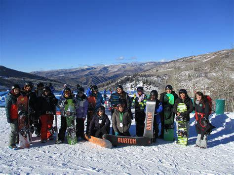 Snowboarding With Glc At Beaver Creek