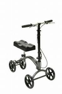 Drive Medical Dv8 Aluminum Steerable Knee Walker Crutch