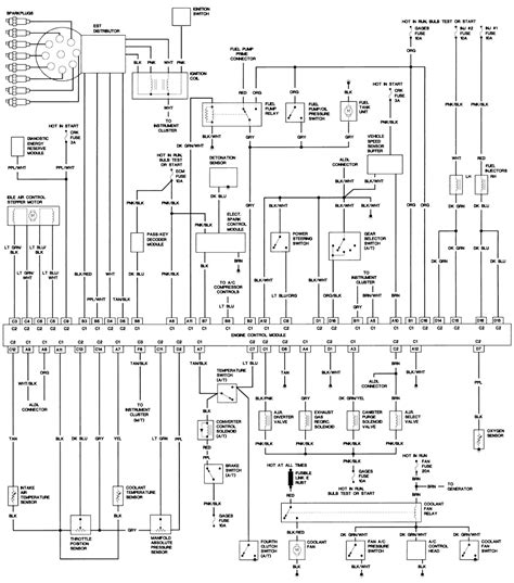 98 Camaro Engine Wiring Diagram by Wrg 6242 98 Corolla Engine Diagram