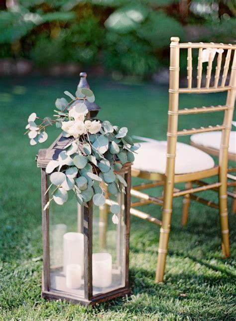 simple  effective ways   lanterns  weddings