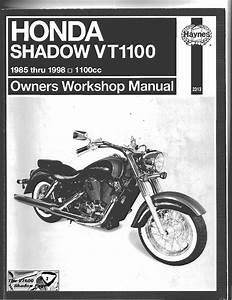 Honda Vt1100 1985 1998 Haynes Maintenance Manual Pdf Download
