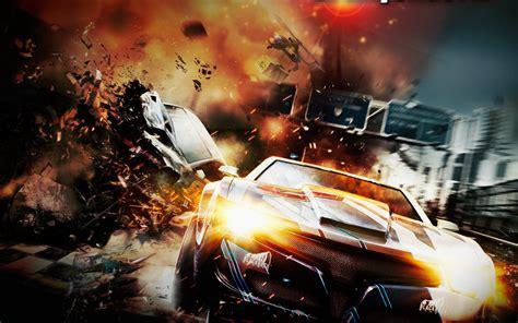 Spilt Second Racing Game Wallpaper Hd Widescreen