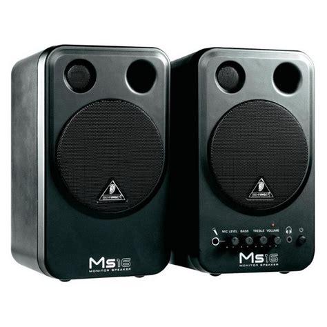 buy behringer ms16 monitor speaker at best price in india on naaptol