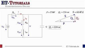 Kondensatormotor Berechnen : kondensator youtube ~ Themetempest.com Abrechnung