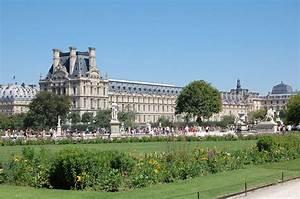 Paris Jardins des Tuileries Lankaparc Parcs et Jardins du monde