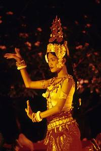 """Apsara Dance"" Picture art prints and posters by Wolfgang ..."