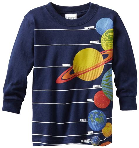 themed shirts space themed t shirts for kids popsugar