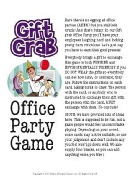 christmas parties office parties and adult party games on