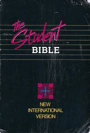 holy bible niv student  anonymous reviews discussion