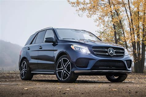 Mercedes-benz Officially Releases 2017 Amg Gle43 Suv
