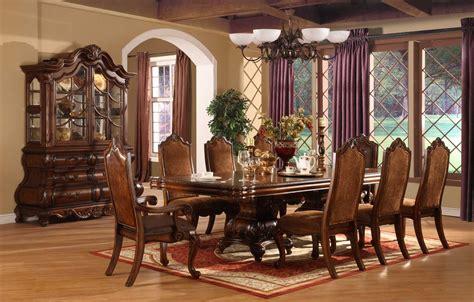 dining room formal dining room sets for 8 homesfeed