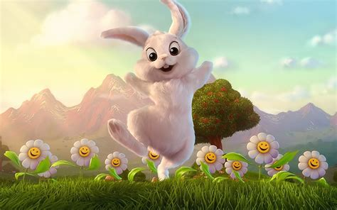 easter bunny   cool funny