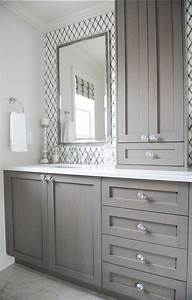 give your bathroom a budget freindly makeover confettistyle With kitchen colors with white cabinets with how to get sticker residue off glass