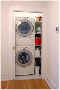 laundry closet ideas 20 Ideas to turn that boring closet into something wonderful