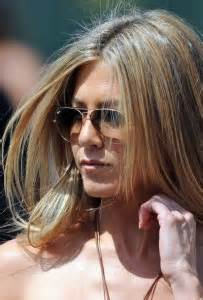jennifer aniston hair color   hair