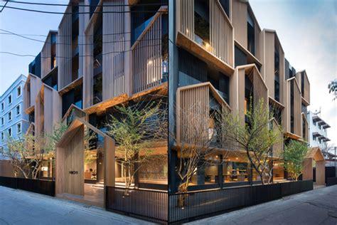 » Hachi Serviced Apartment By Octane Architect & Design