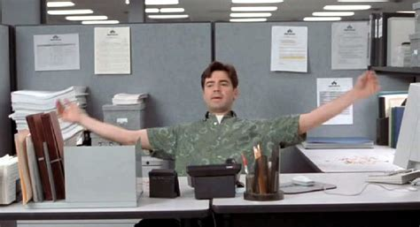 was office space filmed jesus easter and the always awesome office space Where