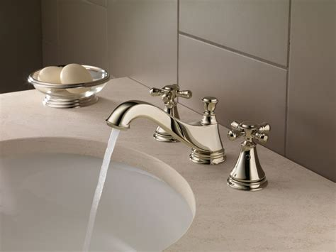 review of kitchen faucets faucet com h295pn in brilliance polished nickel by delta