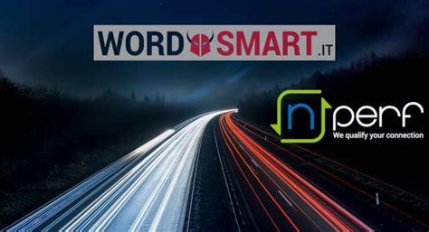 Test Velocità Gratis - speed test gratis 4g adsl fibra wordsmart it