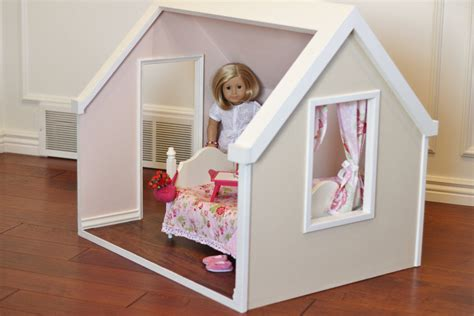 18 doll house doll house plans for american or 18 inch by addielillian