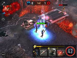 Star Wars: Force Arena is One Part MOBA, One Part Card Game