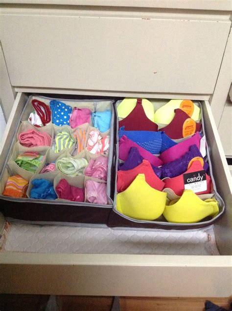 como organizar cajones de ropa  como organizar la
