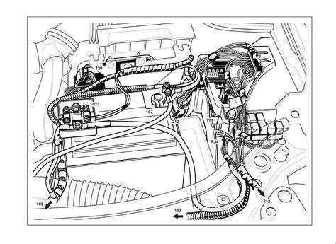 schema elettrico renault scenic ii my 2003 2009 wiring