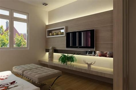 Living Room Lcd Panels by Led Tv Panels Designs For Living Room And Bedrooms