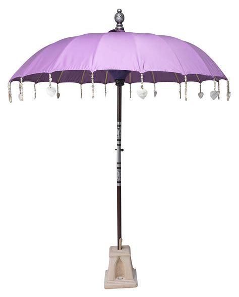 lilac garden sun umbrella by indian garden company
