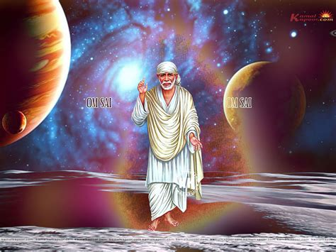 Sai Baba Animated Wallpaper For Desktop - sai baba animated wallpaper for desktop gallery