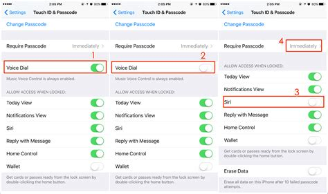 how to disable voicemail on iphone how to turn voice on iphone in ios 10