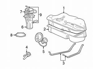 2005 Ford Taurus Fuel System Diagram