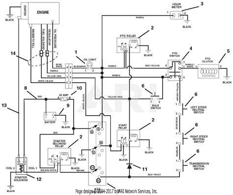 Gravely Walk Wiring Diagram by Gravely 988307 010000 Pro 300 Parts Diagram For