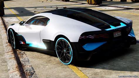 It is hiding underneath the 'esc' button on your keyboard. Bugatti for GTA 5: 56 Bugatti car for GTA 5