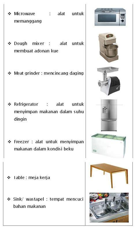 Prosedur Penyelenggaraan Peralatan Dapur   Desainrumahid.com