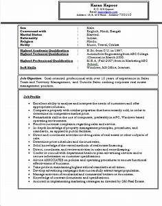 over 10000 cv and resume samples with free download With experienced professional resume template