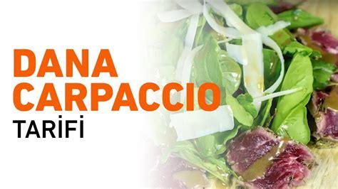 Dana Carapaccio Nasıl Yapılır