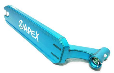 Apex Image Apex Deck Anodized Blue 4 5 X 20 3 163 307 95