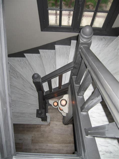 entree en cuisine deco escalier entree